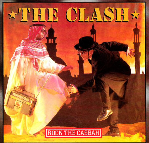 The Clash - Rock the casbah (Cover)