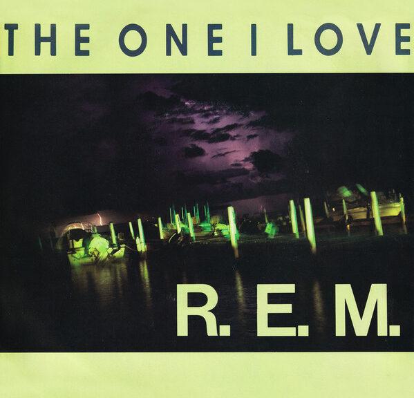 R.E.M. - The one I love (Cover)