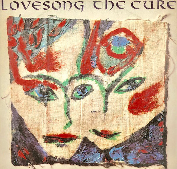 The Cure - Lovesong (Cover)