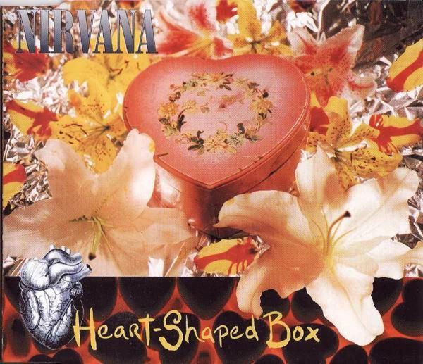 Nirvana - Heart-shaped box (Cover)