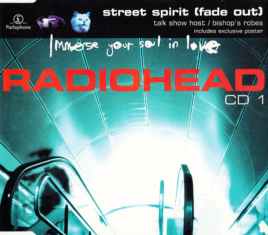 Radiohead - Street spirit (fade out) (Cover)