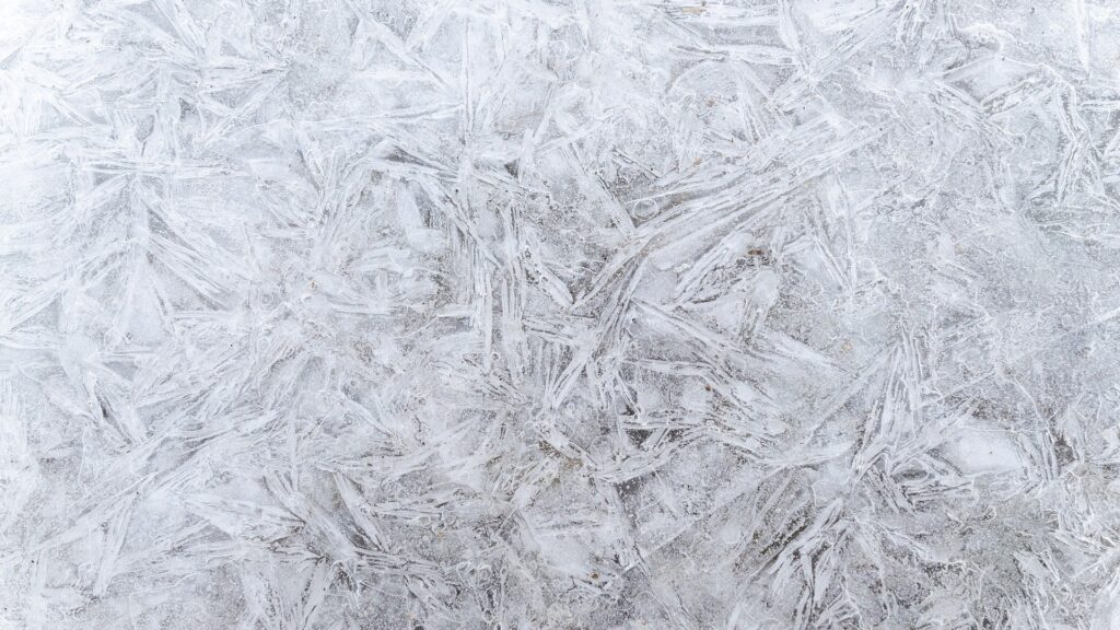 Eiskristalle (Bild von Goumbik auf Pixabay)