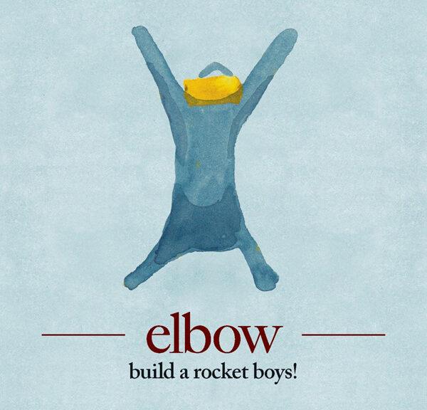 Cover von Elbow - Build a rocket boys