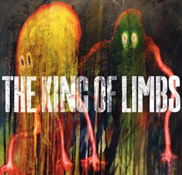 Cover von Radiohead - The king of limbs