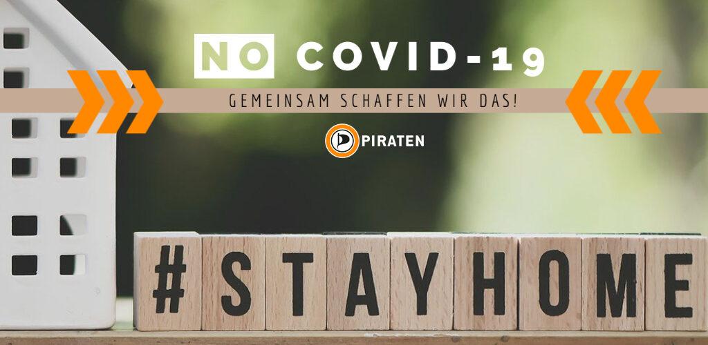 NoCovid #StayAtHome