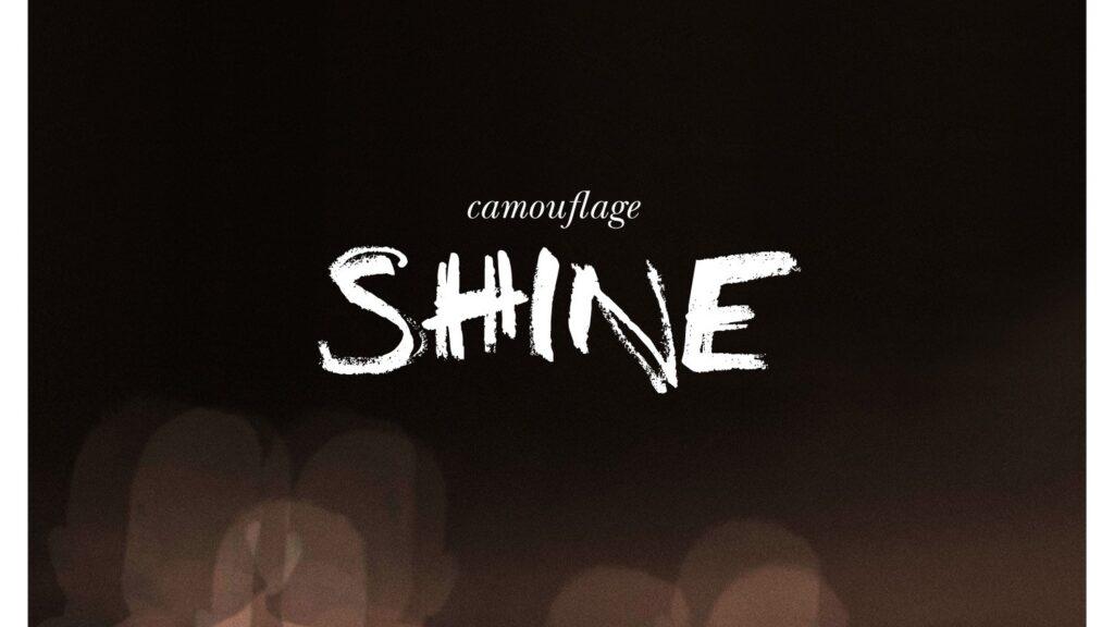 Cover von Camouflage - Shine