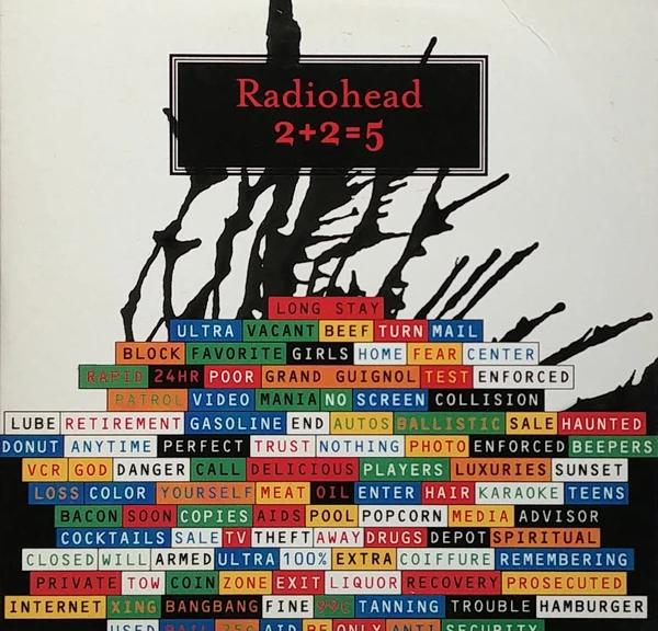 Radiohead - 2+2=5 (Cover)